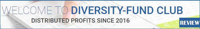 Diversity-Fund: revshare pagante dal 2016 | Recensione