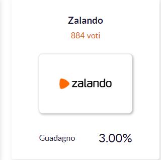 cashback zalando