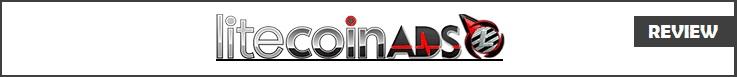 Litecoinads: Ptc/Revshare per guadagnare Litecoin | Recensione