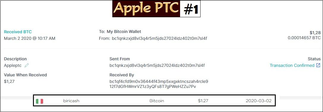 appleptc pagamento